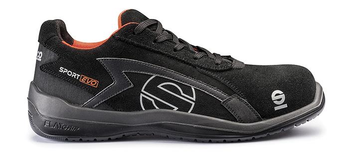 Sparco 0751642NRGR Zapatillas Negro//grey